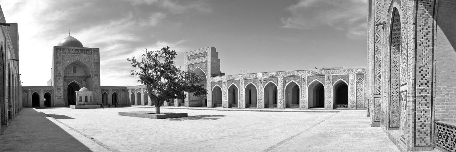 Download City of Bukhara stock image. Image of historic, arches - 17850793