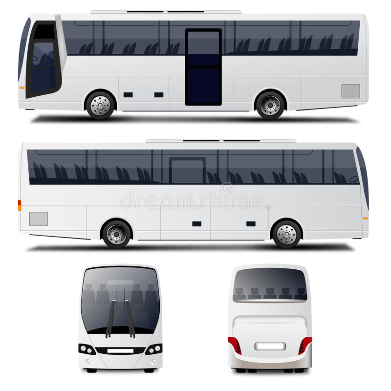 Free City Bus Royalty Free Stock Image - 29710806