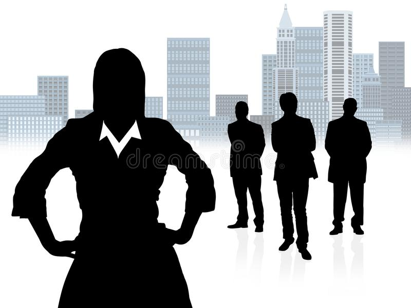 City Business Stock Photography