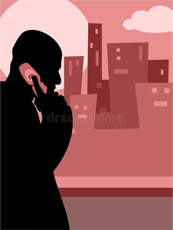 Download City Call Royalty Free Stock Photo - Image: 111845