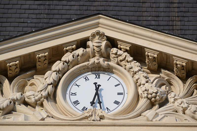 Download City Clock stock image. Image of decorative, esoteric - 20282005