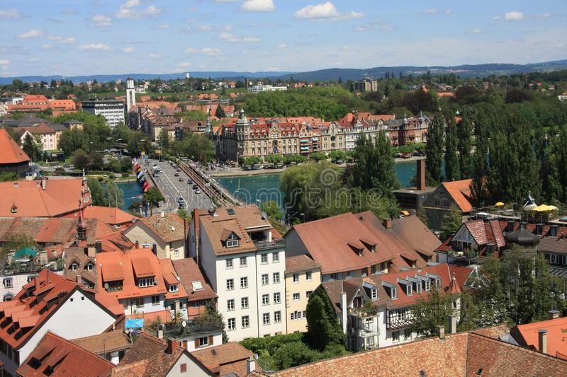 Download City of Constance stock photo. Image of local, tower - 10416364