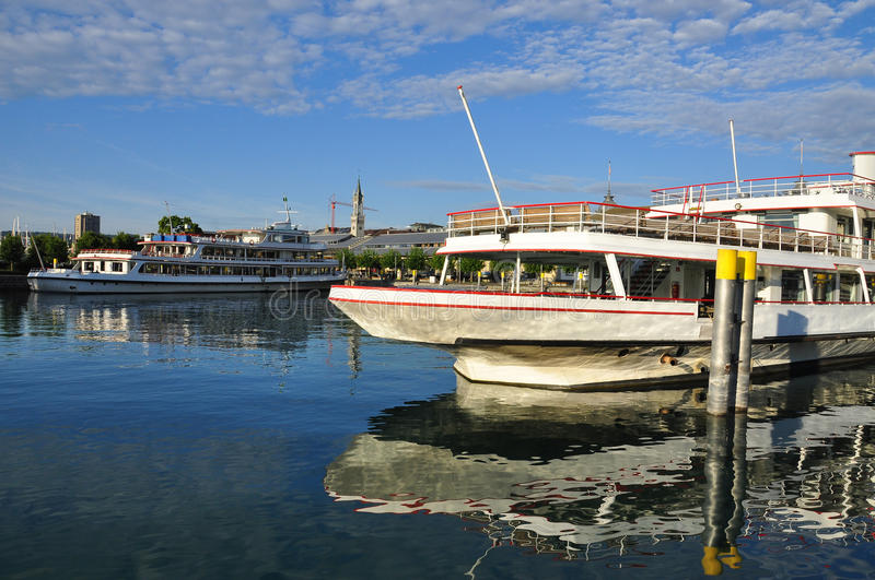 Download City Of Constance, Bodensee, Germany Stock Photo - Image: 26826542