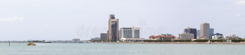 The City of Corpus Christi stock photo