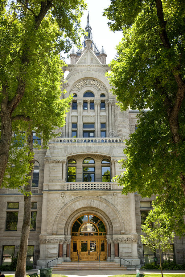 City And County Building In Salt Lake City Royalty Free Stock Photo