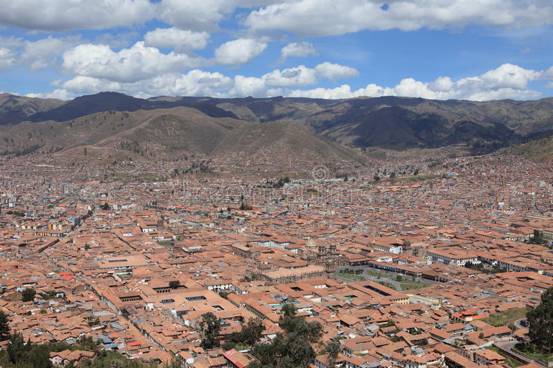 Download The City Of Cuzco Royalty Free Stock Images - Image: 33928429