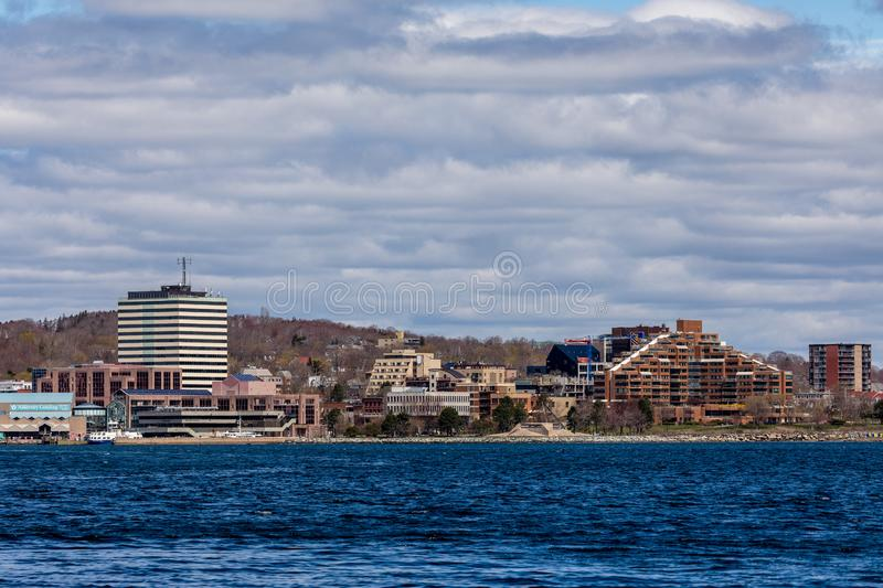 City of Dartmouth in Canada. The City of Dartmouth in Canada stock images