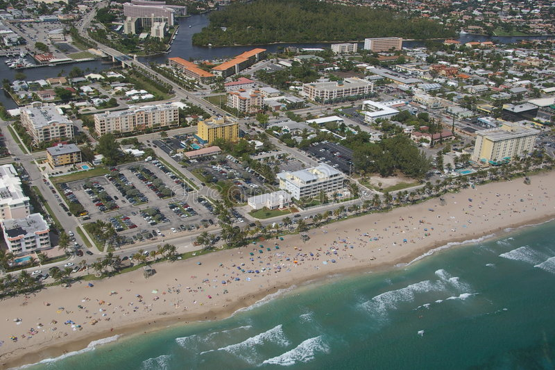 City of Deerfield Beach stock images