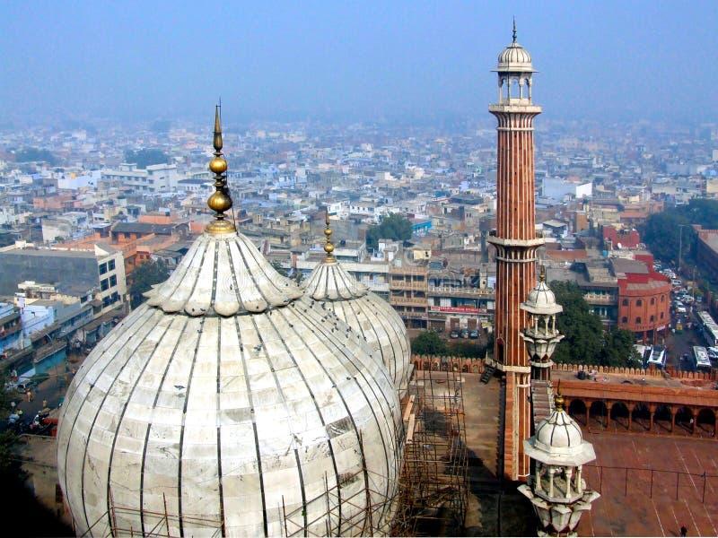 City of Delhi royalty free stock photos
