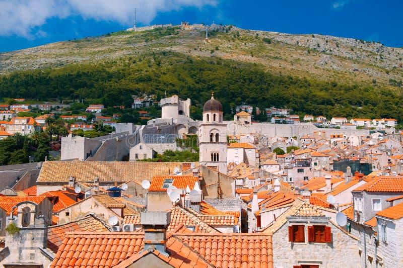 Download The City Of Dubrovnik In Croatia Stock Image - Image: 28935359