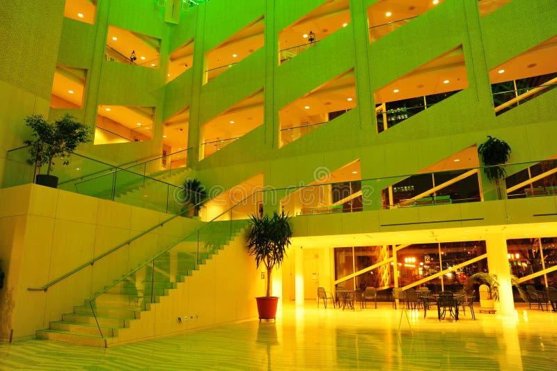 city edmonton hall στοκ φωτογραφία