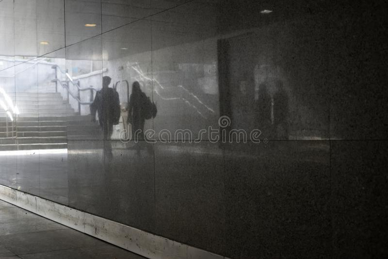 City escape. royalty free stock image