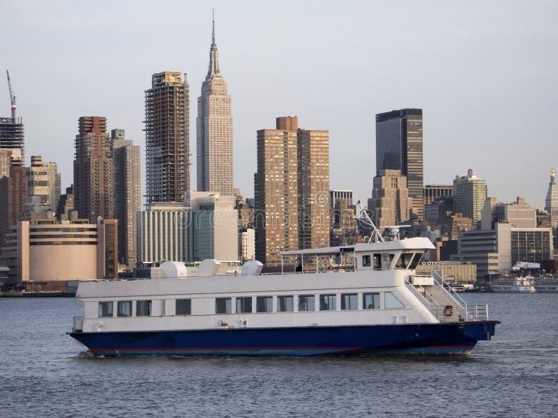City Ferry stock photography