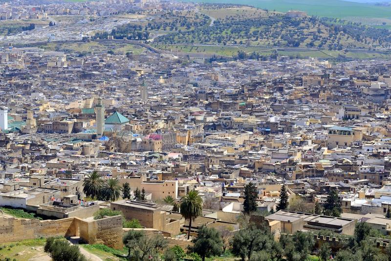 Download City Of Fes Stock Photos - Image: 25533273
