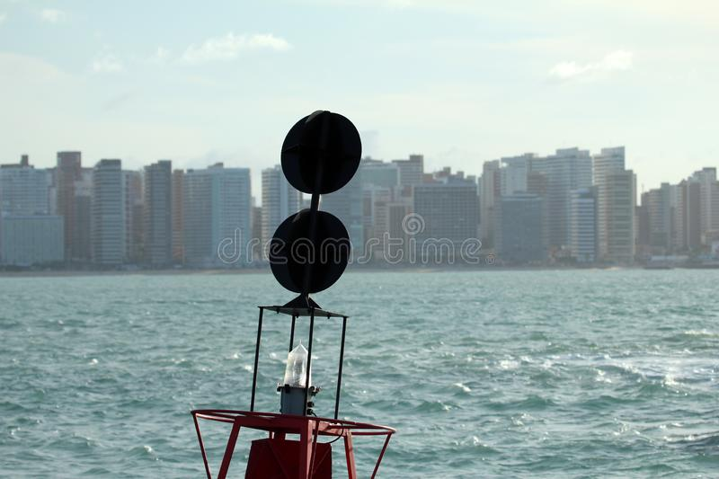 City of Fortaleza - CE Brazil royalty free stock image