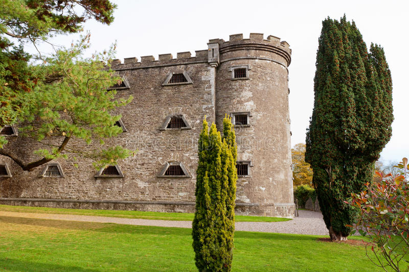 City Gaol. Cork, Ireland. The old City Gaol in Cork. Republic of Ireland. Built in 1824. Now it's a museum royalty free stock photos