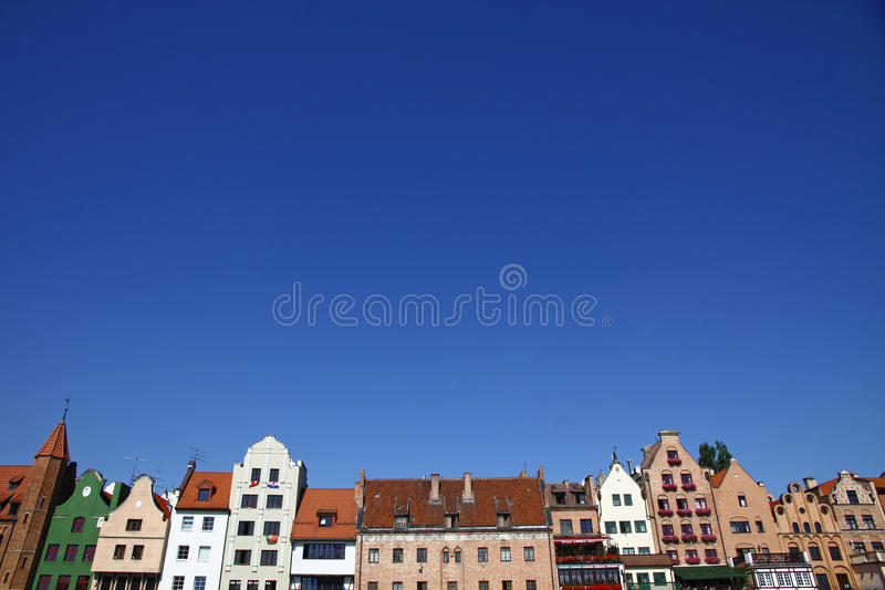 Download City Of Gdansk (Danzig), Poland Stock Image - Image: 26314723