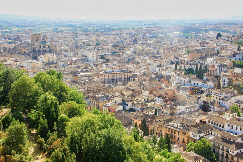 Download The City Of Granada In Spain Editorial Photo - Image of city, living: 96220041