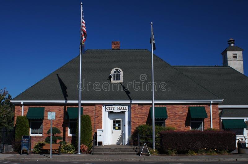 City Hall Building stock photos