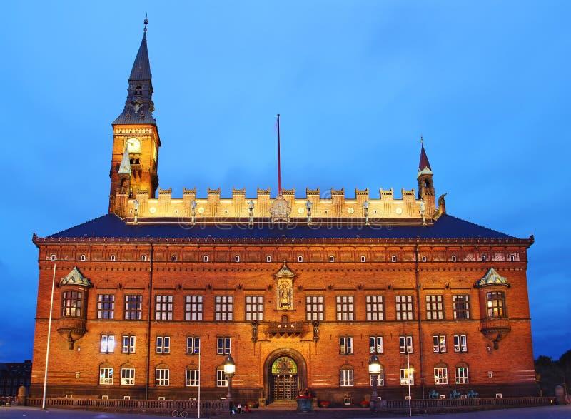 Download City Hall of Copenhagen stock image. Image of historic - 26416087