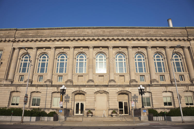 Download City hall in Des Moines stock photo. Image of office - 26548422