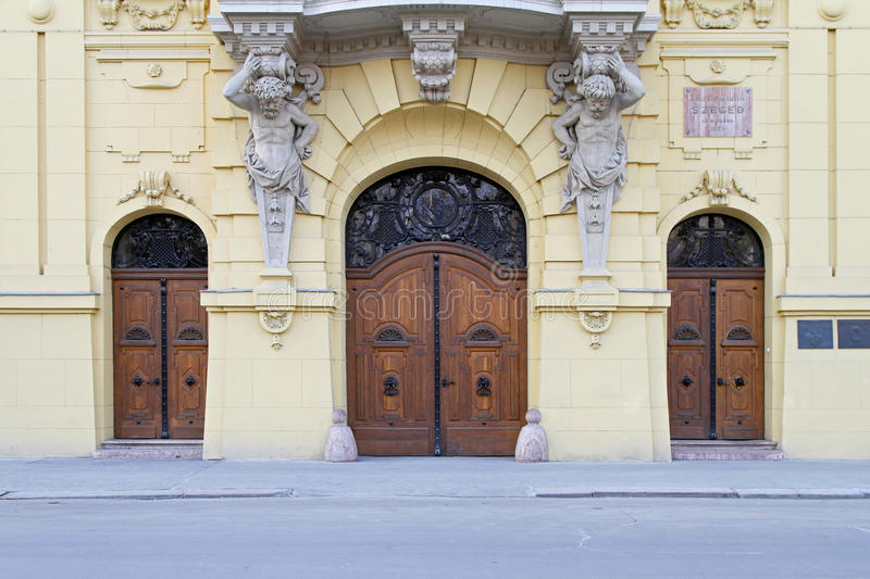 Download City Hall entrance stock image. Image of door, entrance - 27667393