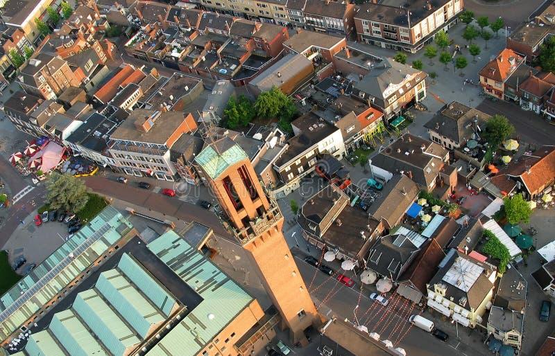 City Hall Hengelo royalty free stock photos