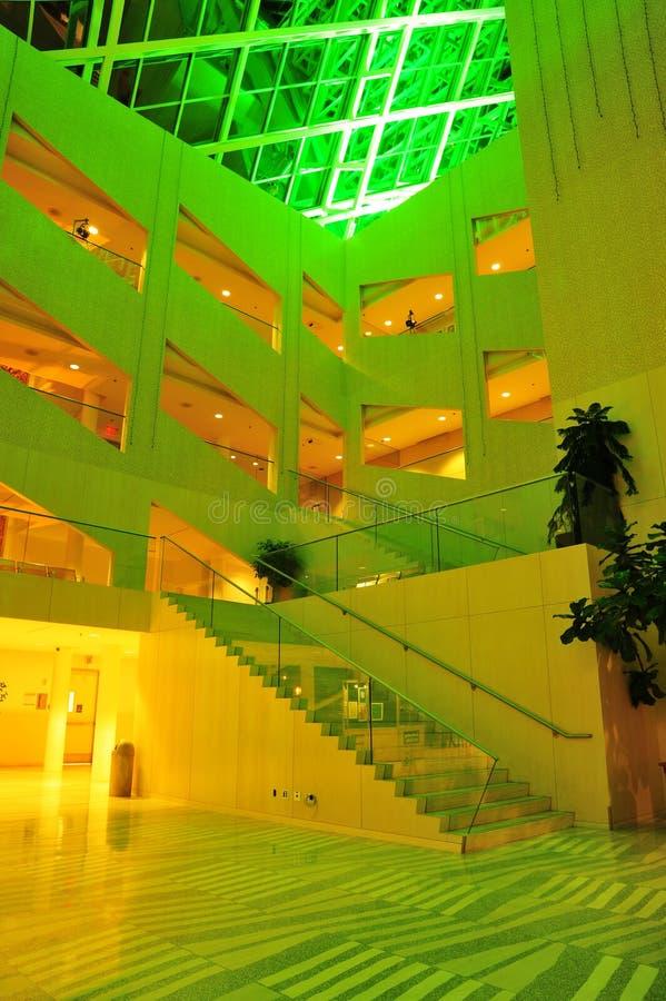 city hall interior στοκ φωτογραφίες