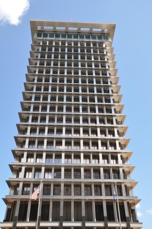 City Hall in Richmond, Virginia stock image