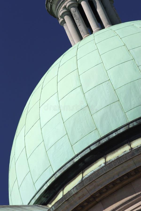 City Hall spire royalty free stock image