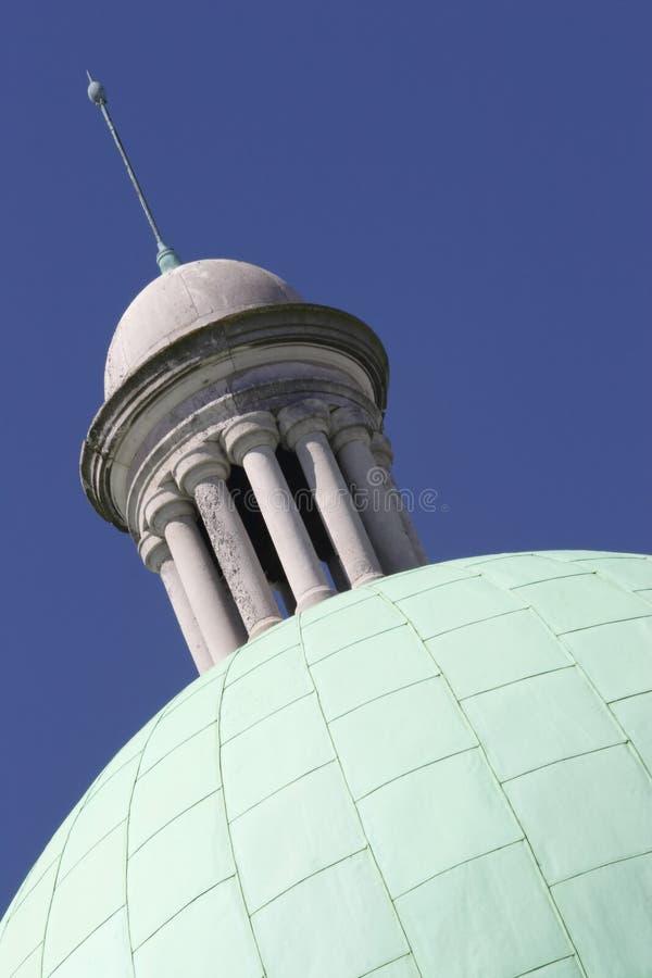 City Hall spire royalty free stock photos