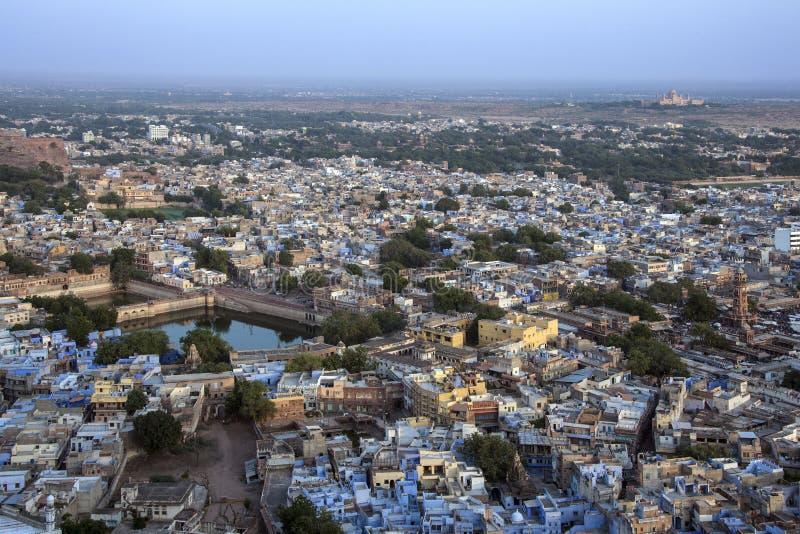 City of Jodhpur - India royalty free stock photography