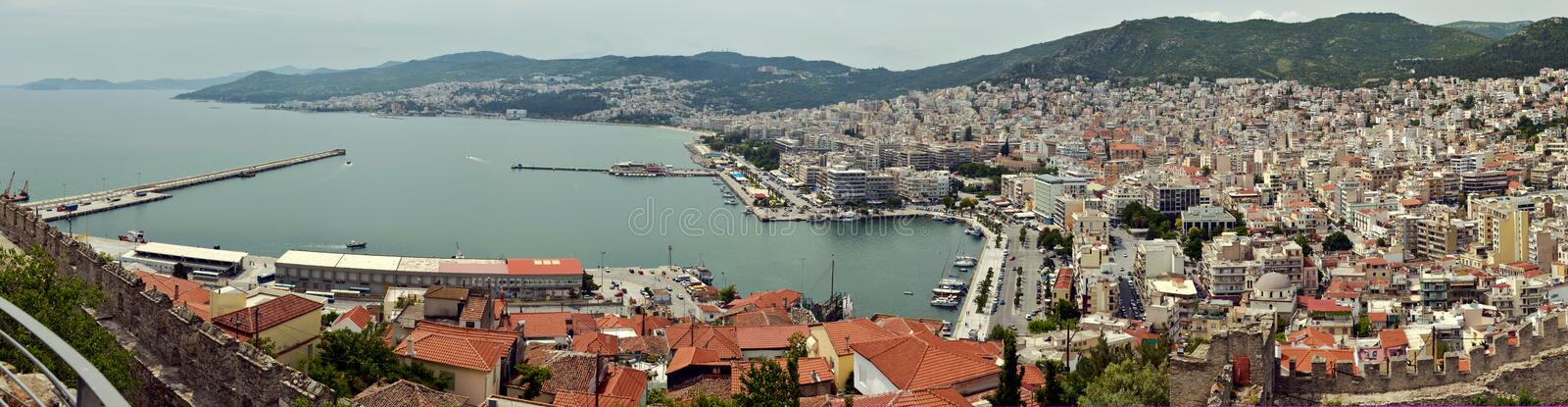 Download City Of Kavala Stock Photography - Image: 28419242