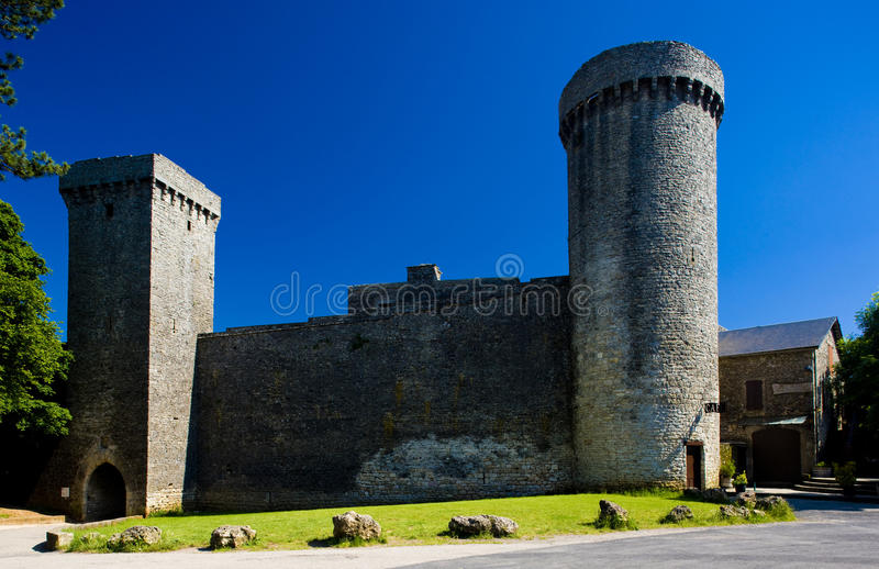 Download City of La Couvertoirade stock photo. Image of travel - 14862006