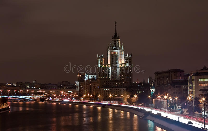 Download City landscape stock image. Image of architecture, night - 13265851