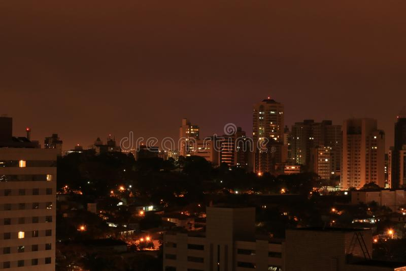 A city landscape stock photos
