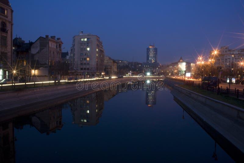 city landscape night στοκ φωτογραφία με δικαίωμα ελεύθερης χρήσης