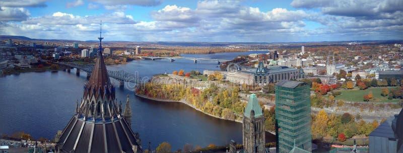 City Landscape. Of Ottawa, Canada stock photos