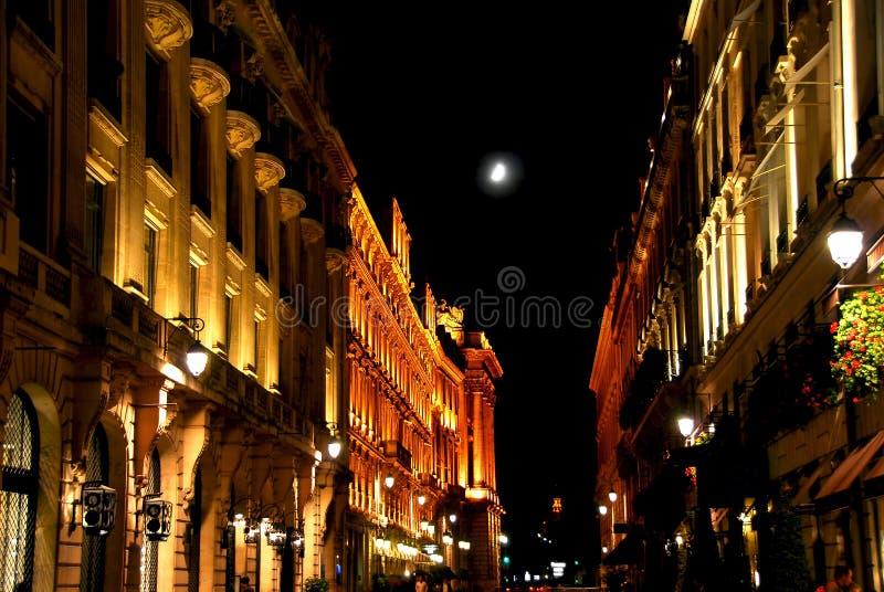 City of Light stock photography