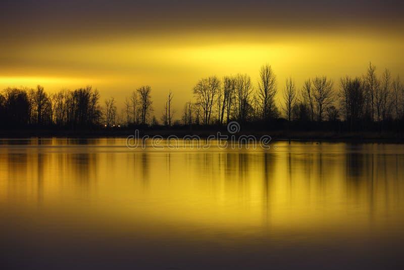 Light Pollution stock photo  Image of illuminated, scene