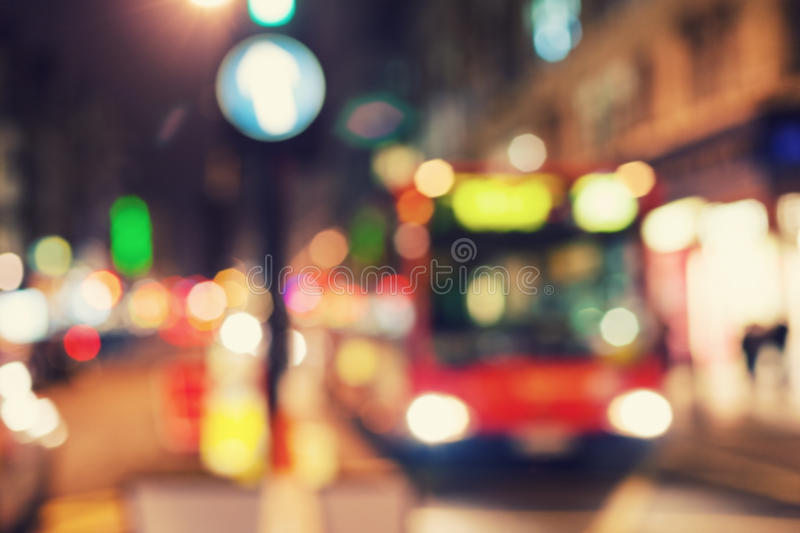 Download City Lights In London Stock Photo. Image Of Background   83316276