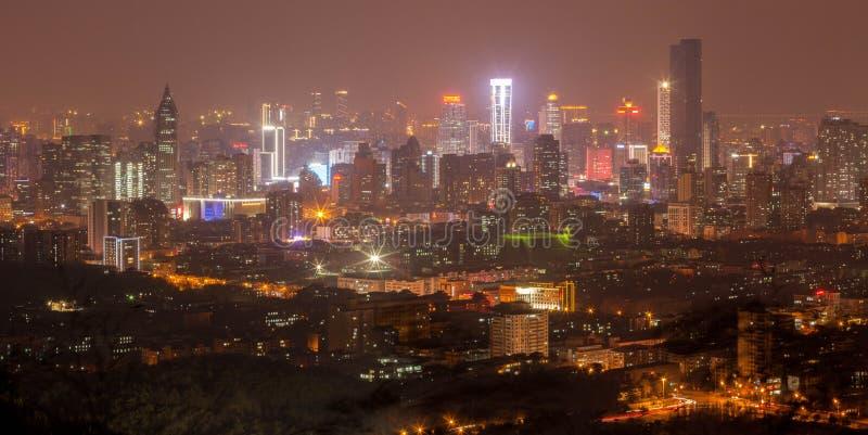 City Lights stock photography
