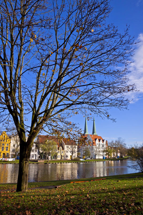 Download City Of Lubeck, Germany Royalty Free Stock Photography - Image: 37273977