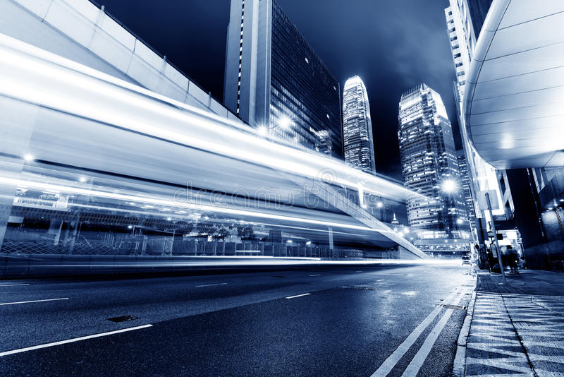city modern night στοκ φωτογραφίες με δικαίωμα ελεύθερης χρήσης
