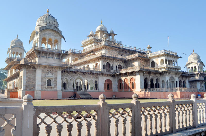 Download City Museum Jaipur stock photo. Image of palace, architecture - 25648380