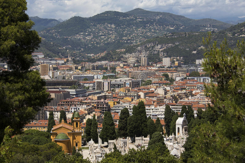 Download City of Nice - France stock image. Image of destination - 27793413