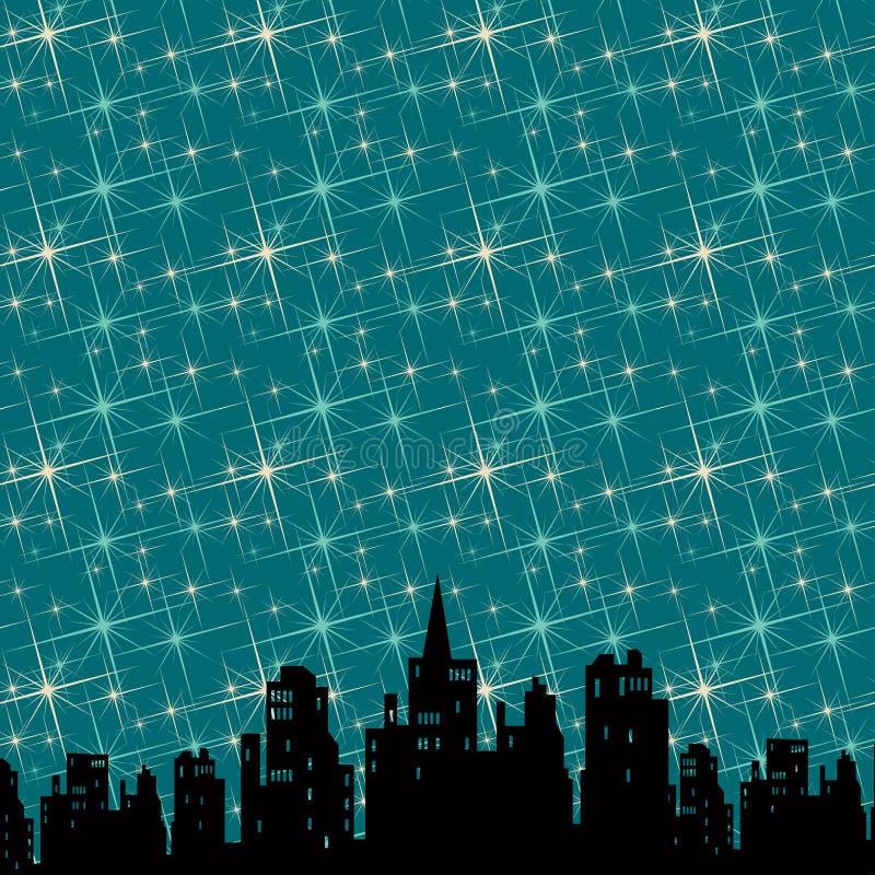 Download City Night Stock Image - Image: 18328481