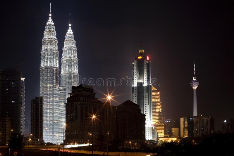 city night στοκ εικόνα με δικαίωμα ελεύθερης χρήσης