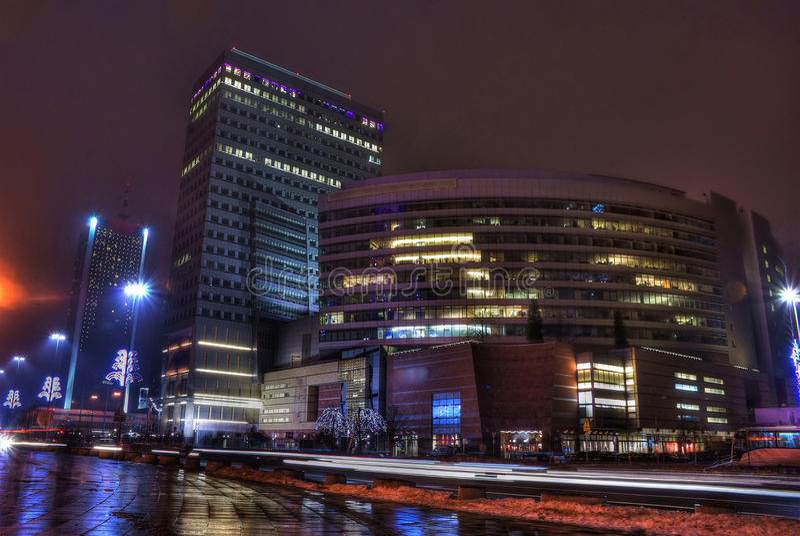 Download City night life stock image. Image of night, equal, civic - 18168573