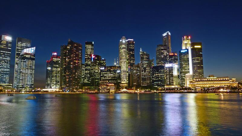 City During Nighttime Photography Free Public Domain Cc0 Image